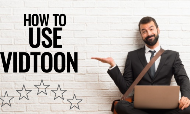 How To Maneuver Video Animation Software VidToon