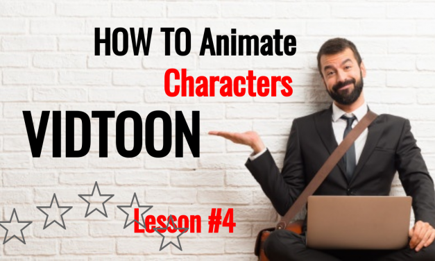 How To Add Animation To Characters In An Animation Video