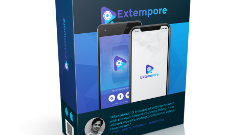 Tutorial On How To Navigate Through Extempore App