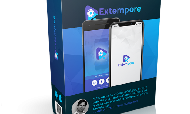 What Comes In The Pro Version Of The Extempore App For Smart Phones